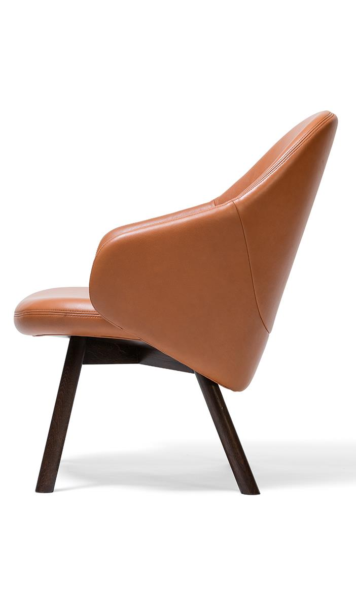 Amazing Alba Lounge Armchair Ton A S Handcrafted For Generations Unemploymentrelief Wooden Chair Designs For Living Room Unemploymentrelieforg