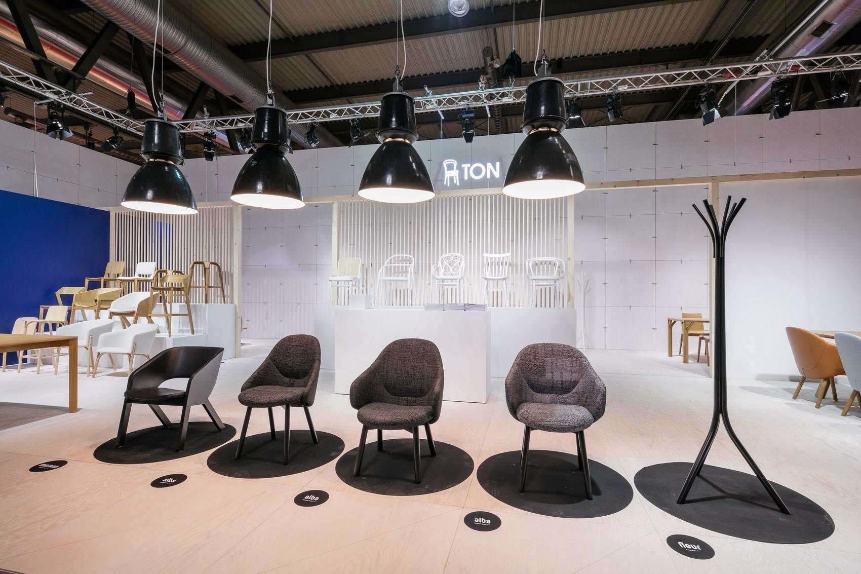 Salone del mobile milano 2017 ton a s hancrafted for for Salone del mobile a milano