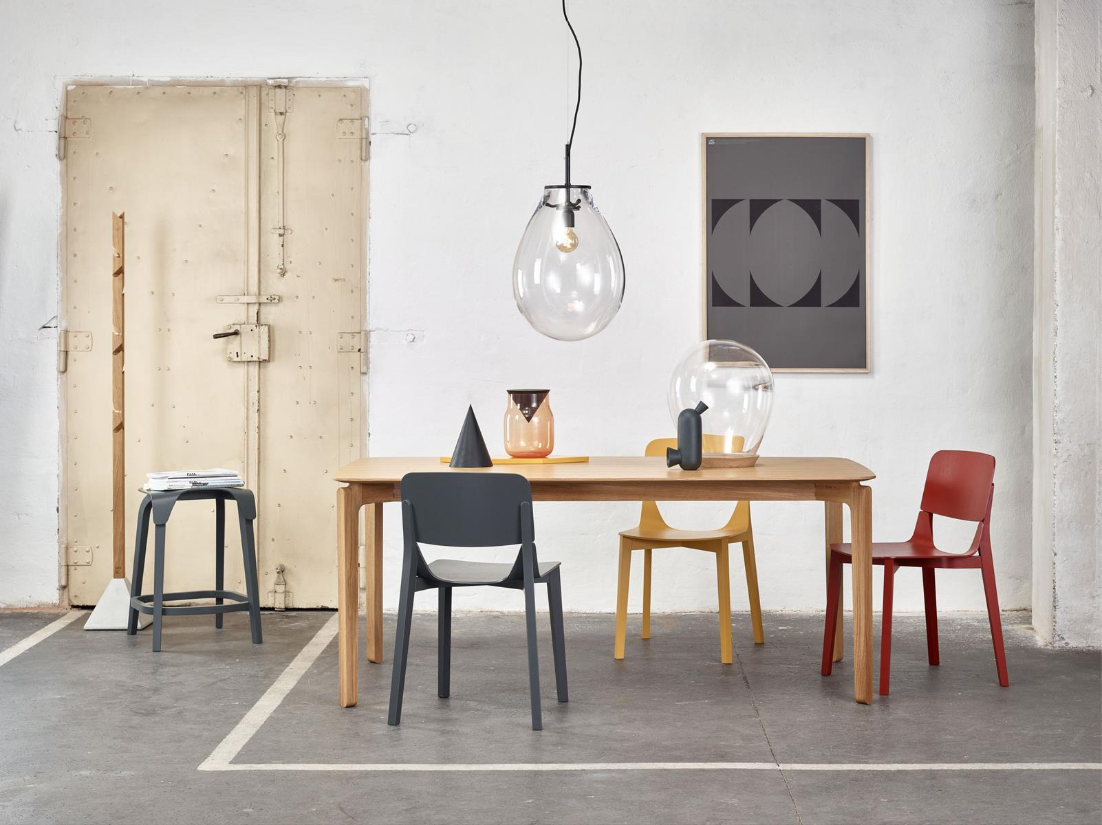 The IF Design Award 2017 Goes To Leaf Chair And Bar Stool