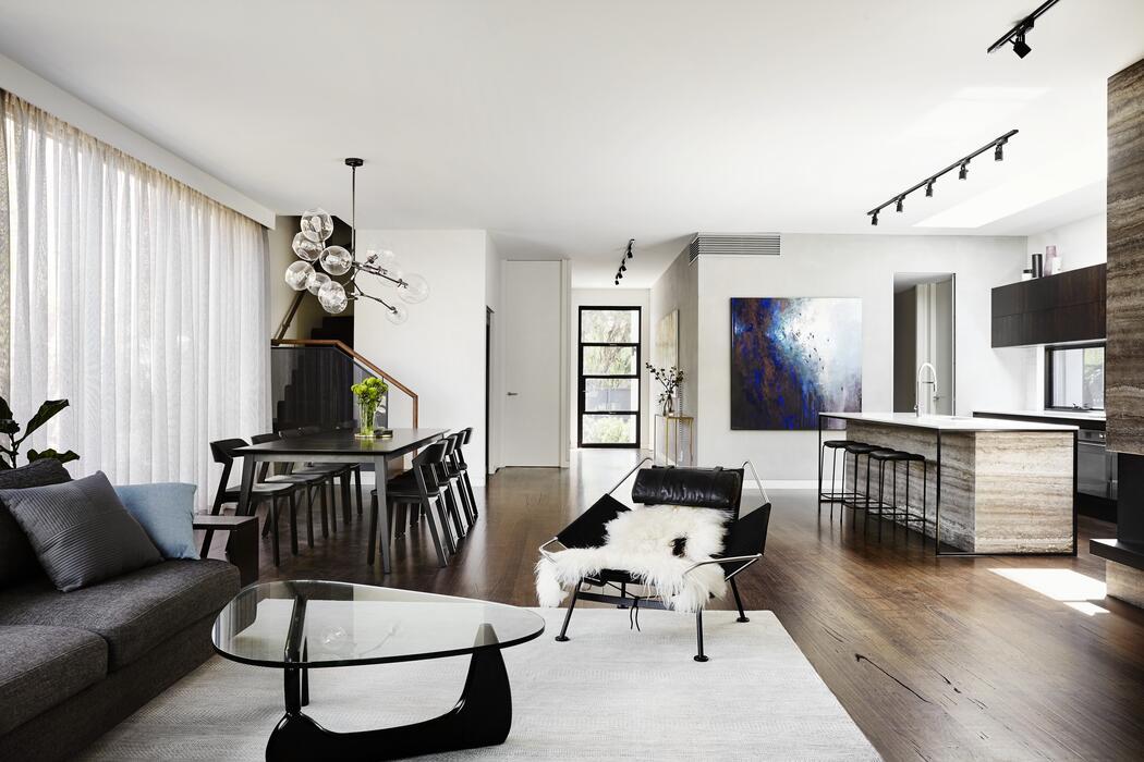 toorak house australia ton a s von menschen. Black Bedroom Furniture Sets. Home Design Ideas