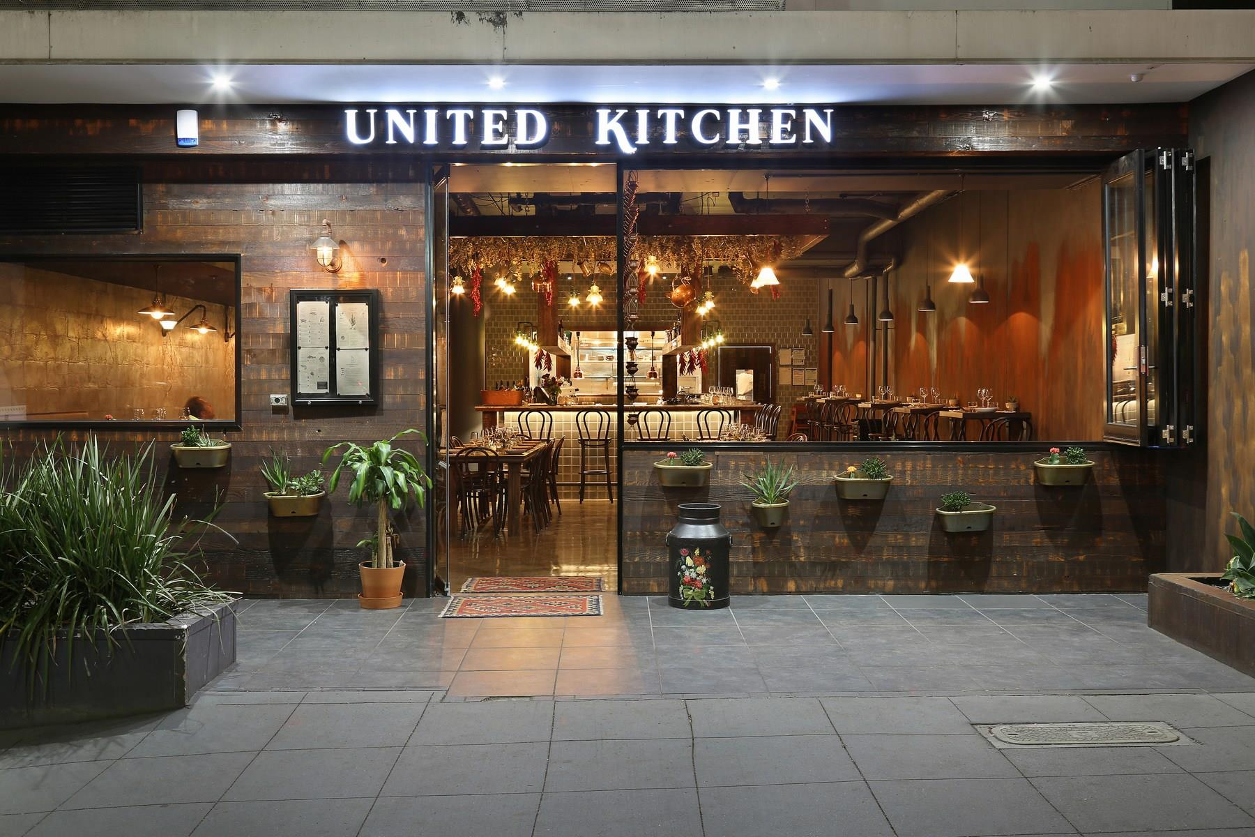 United Kitchen Dining Tapas