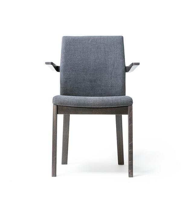 armlehnstuhl moon ton a s von menschen gefertigte st hle. Black Bedroom Furniture Sets. Home Design Ideas