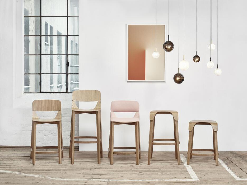 stuhl leaf ton a s von menschen gefertigte st hle. Black Bedroom Furniture Sets. Home Design Ideas