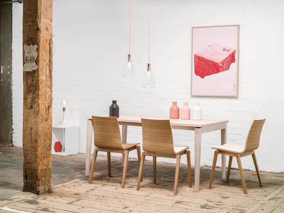 Stuhl Stockholm Ton A S Von Menschen Gefertigte Stuhle